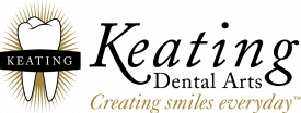 Keating Dental Arts Logo